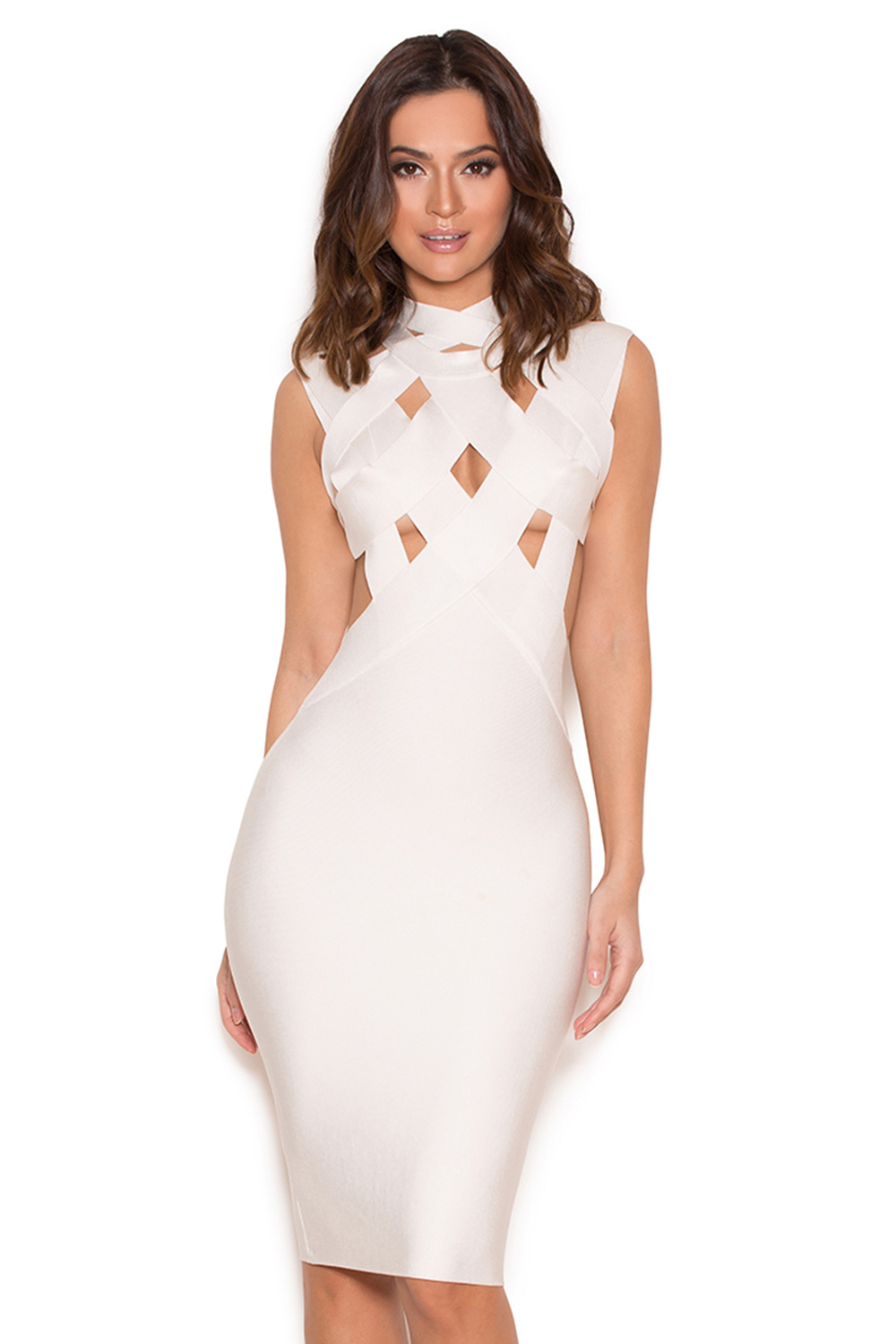 Only kleid cut out