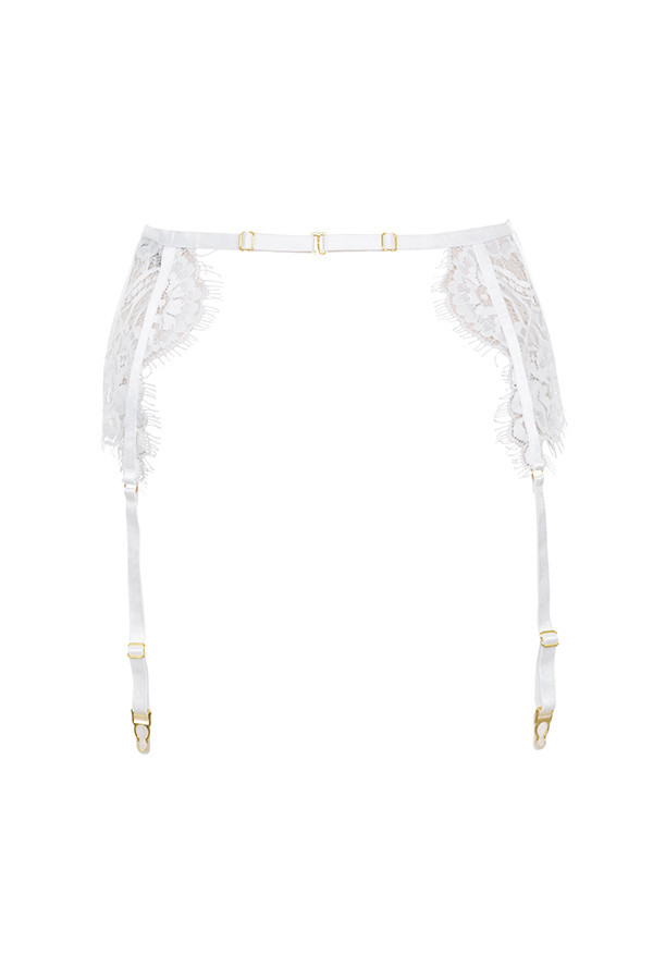 69a3b21269316 Intimates    Millicent  White Lace Suspender