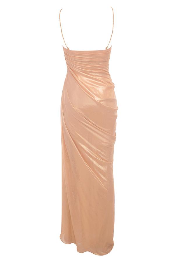 Corset Maxi Dress