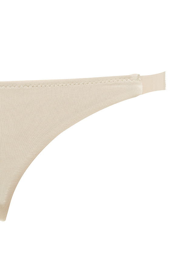 af5cef59b4fcd View larger image. View larger image. Nude Clear Side Strap Solution Thong