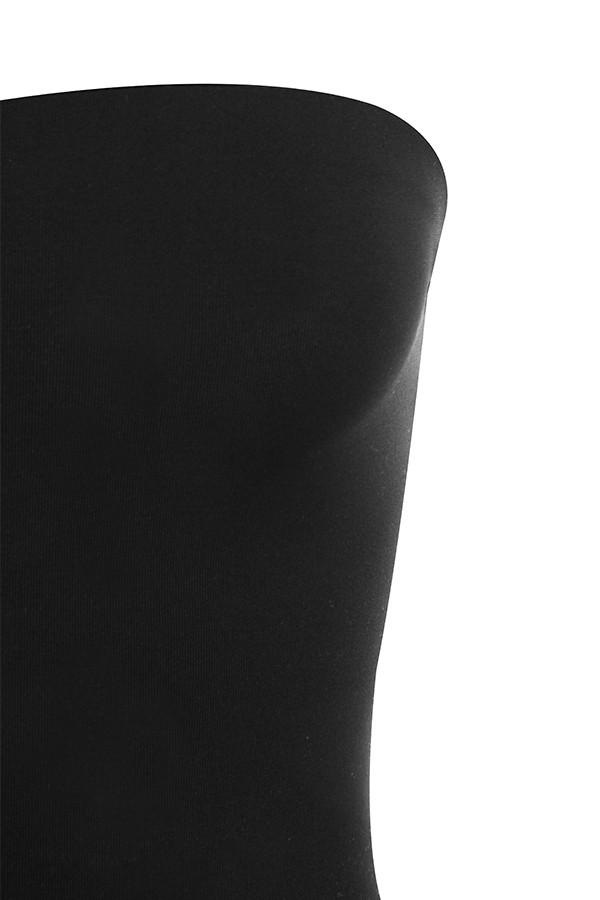 dbd0210b570 black luciana. View larger image. black luciana dress. View larger image. Luciana  Black Strapless Seamless Knit ...