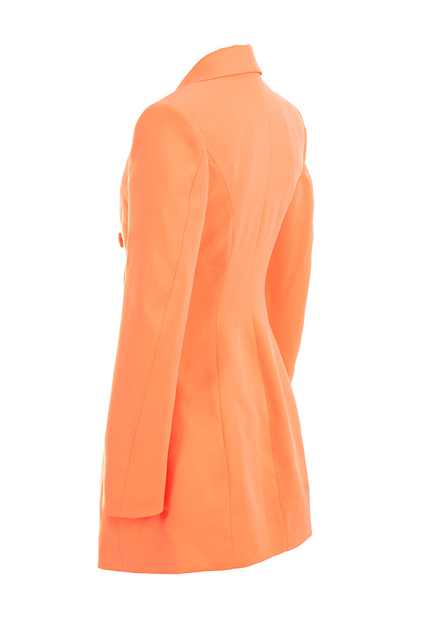 308c0f196ea6 raven in orange. View larger image. raven jacket in orange