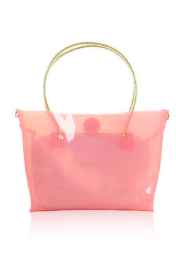 Sugardaddy Pink Jelly Shopper