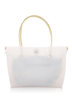 Sugardaddy White Jelly Shopper