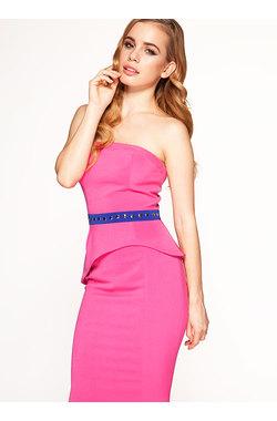 Vix Pink Studded Dress