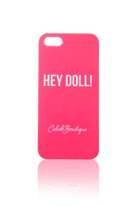 Hey Doll! Iphone samsung cover