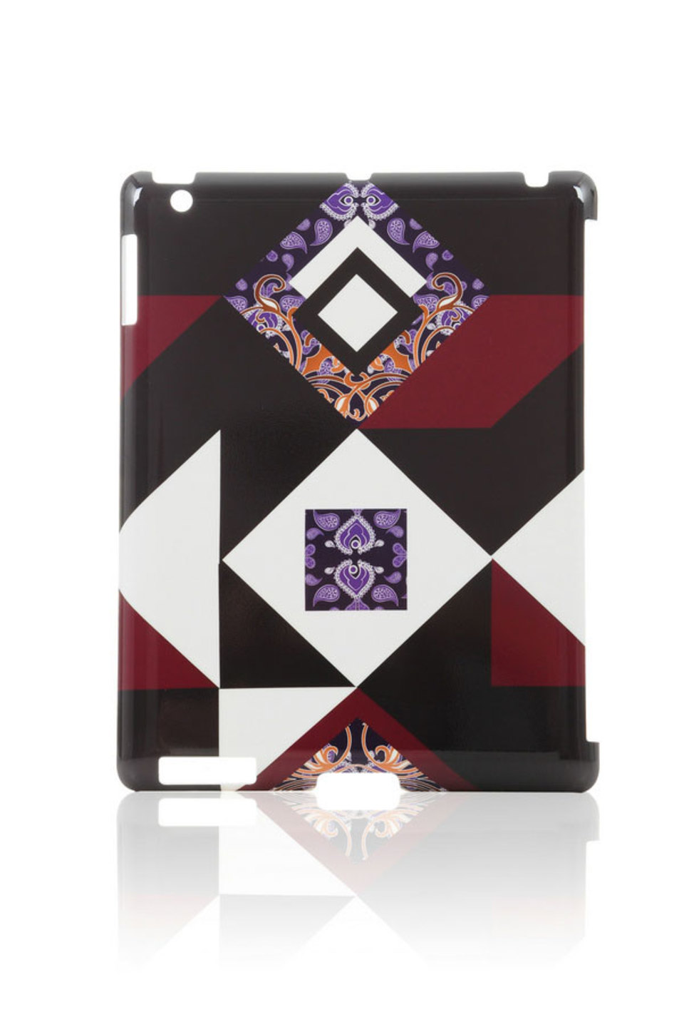 Allegra Printed iPad Case
