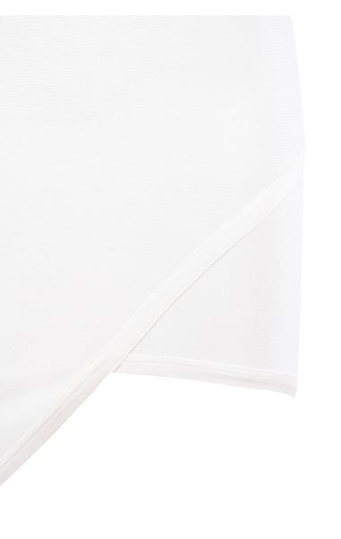 the sacha dress in white