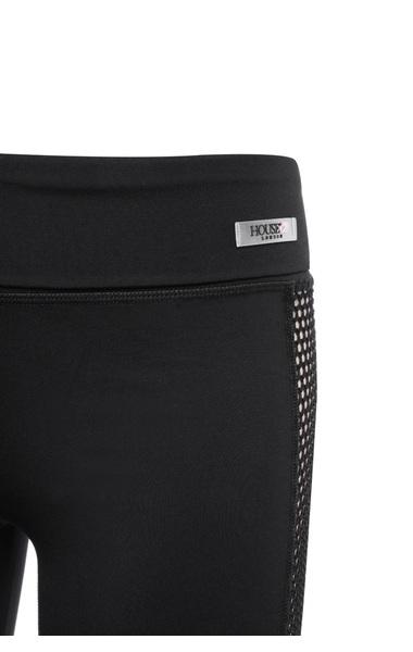the devi black pants
