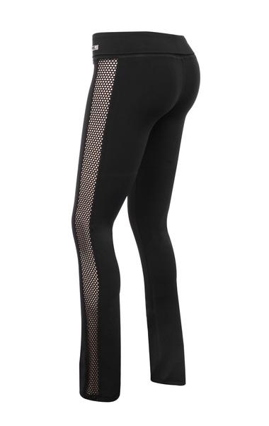 devi black workout pants