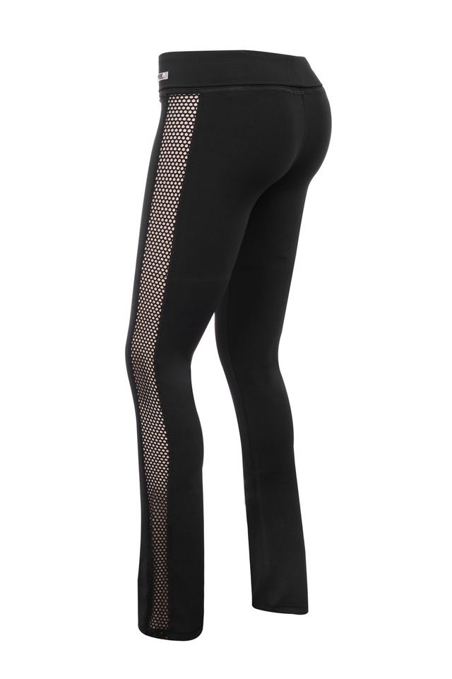 devi black workout pants