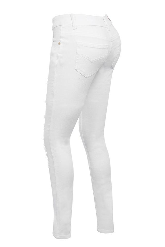 white siren jeans