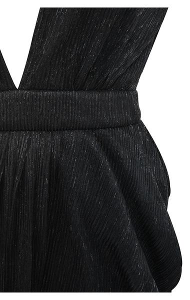 blanca black dress