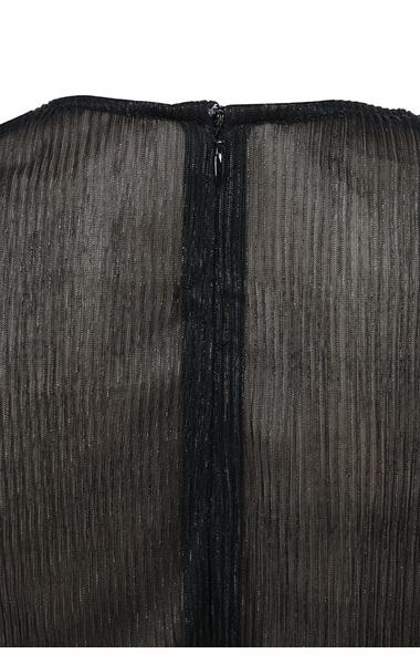 black blanca dress