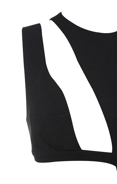 romana dress in black