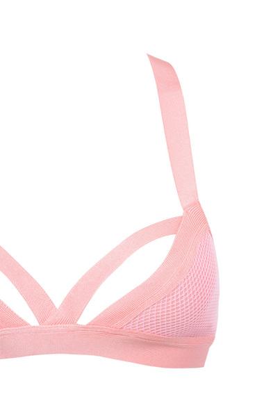 Bandage  bikini with mesh