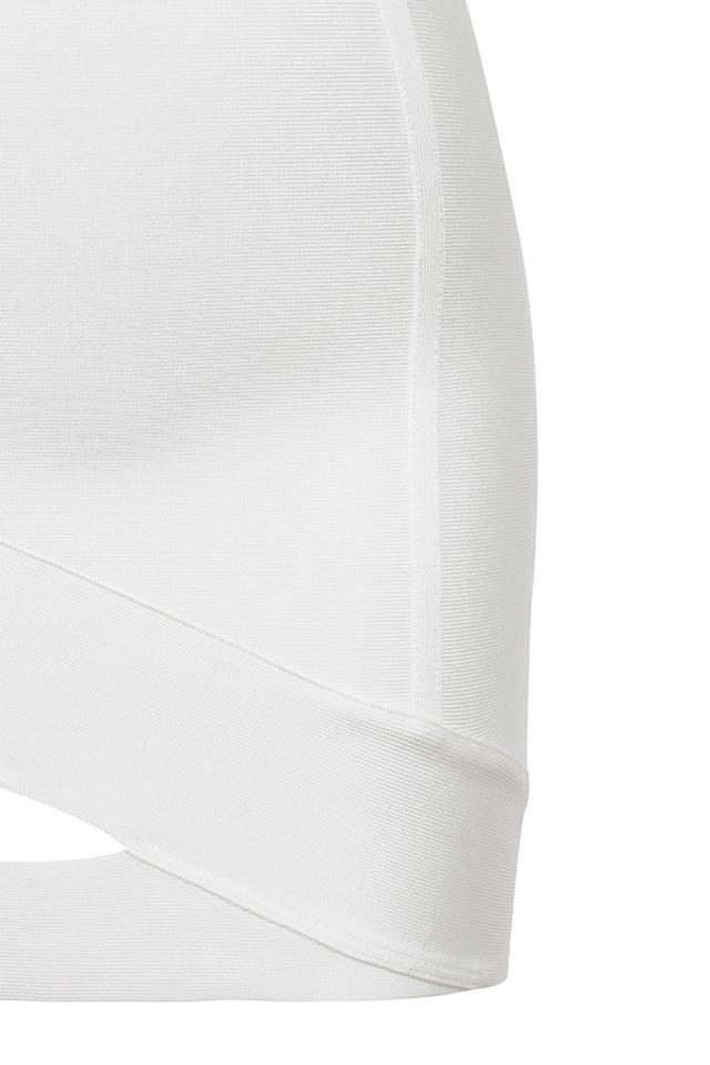 white livi dress