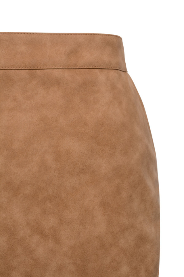 tan marinetta skirt