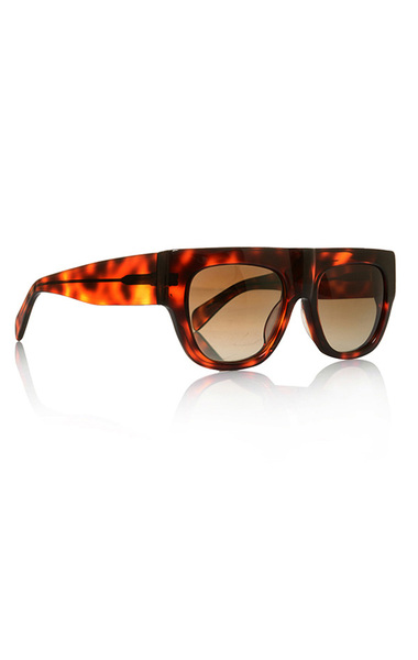 Too Glam Tortoise Shell Acetate Sunglasses