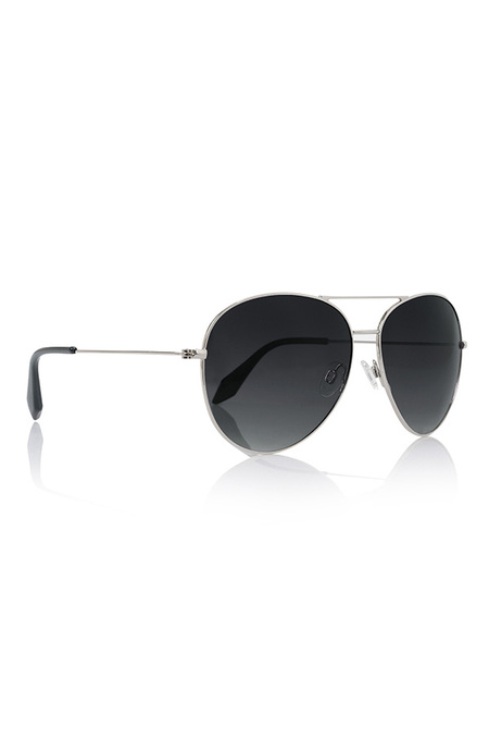 Silver House of CB Aviator Sunglasses