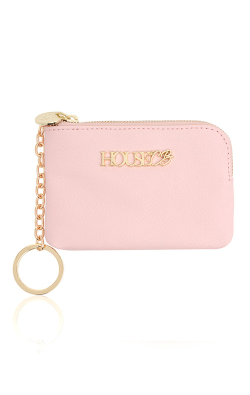 Pink House of CB Coin Purse