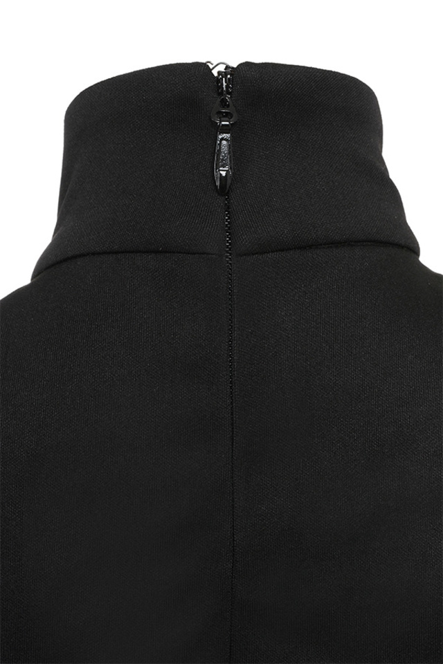 malla black bodysuit