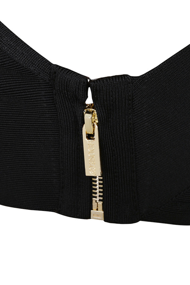 roche bandage in black