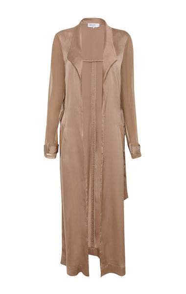 rose gold coryn coat