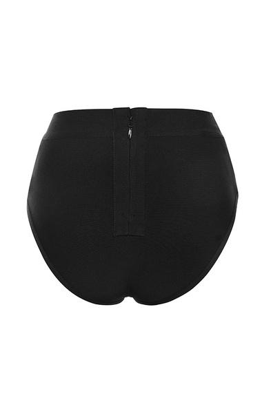 naked briefs in black
