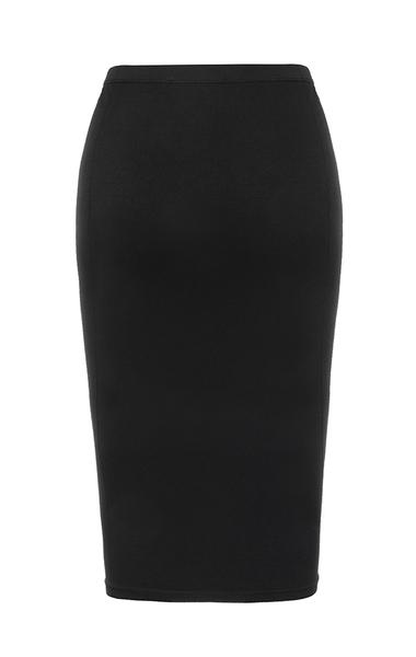 shahla skirt in black