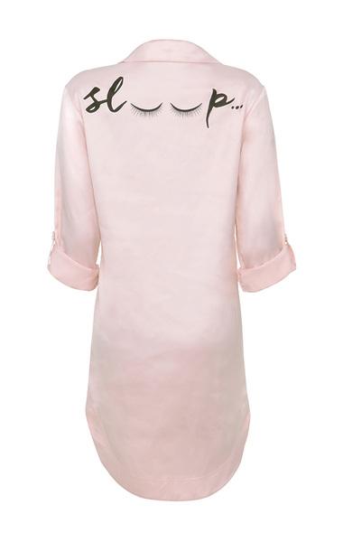 sleep nightwear in baby pink