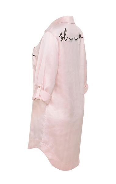 sleep nightshirt in baby pink
