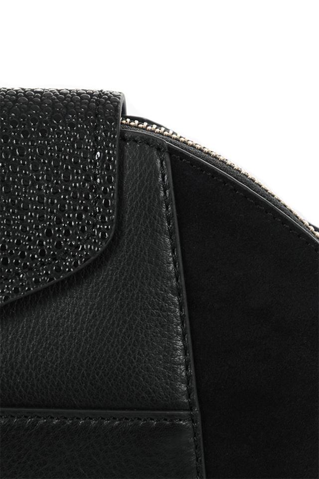 absolute black handbag