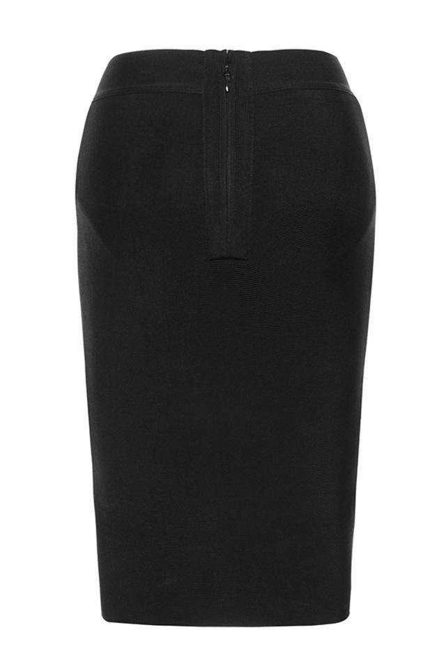 sabine skirt in black