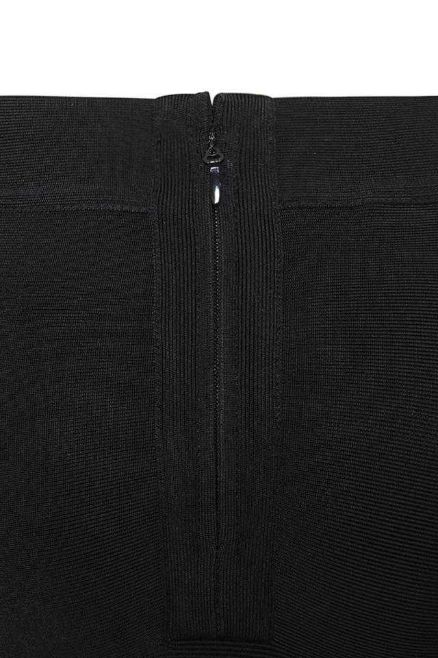 black sabine skirt