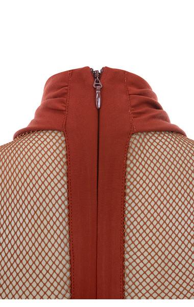 rust iliana bodysuit
