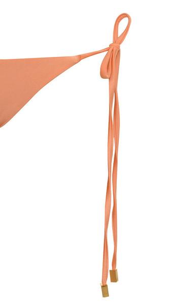 orange mauritius bikini