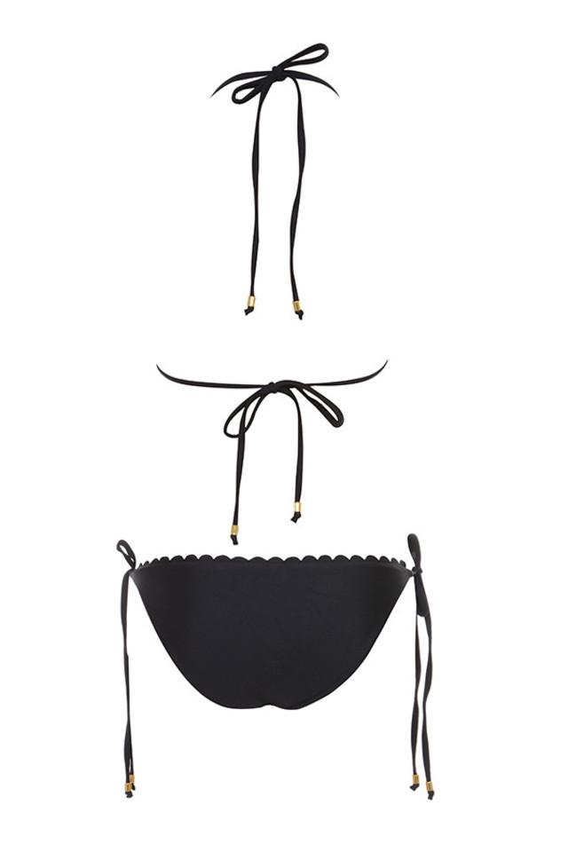 lombok bikini in black