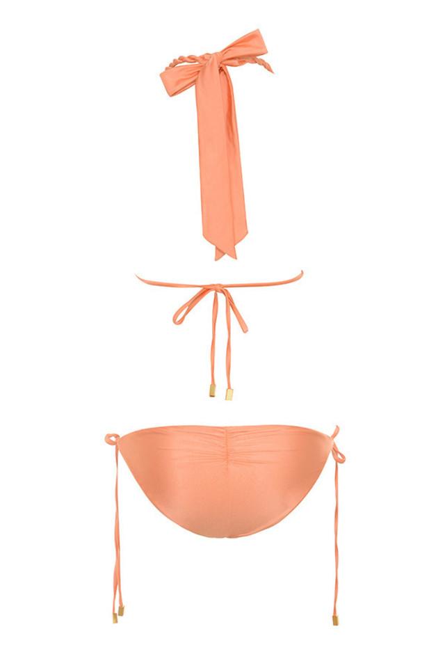 mauritius bikini in orange