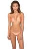 Mauritius Orange Plaited Bikini