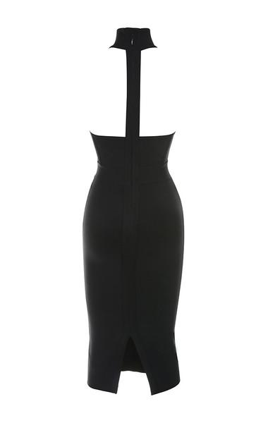 alejandra dress in black