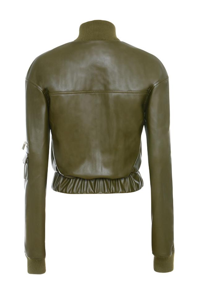 ailani jacket in khaki