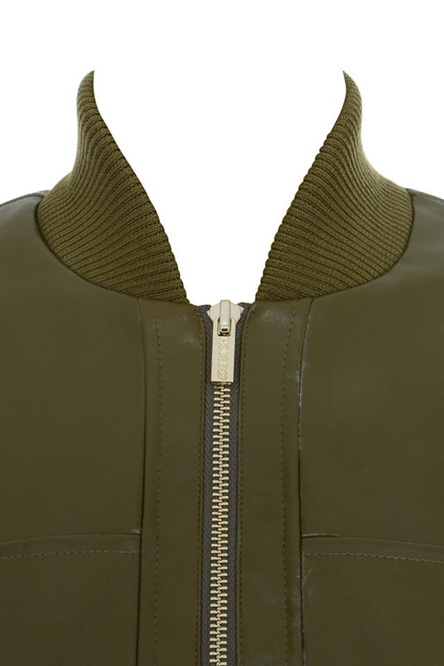 khaki ailani jacket