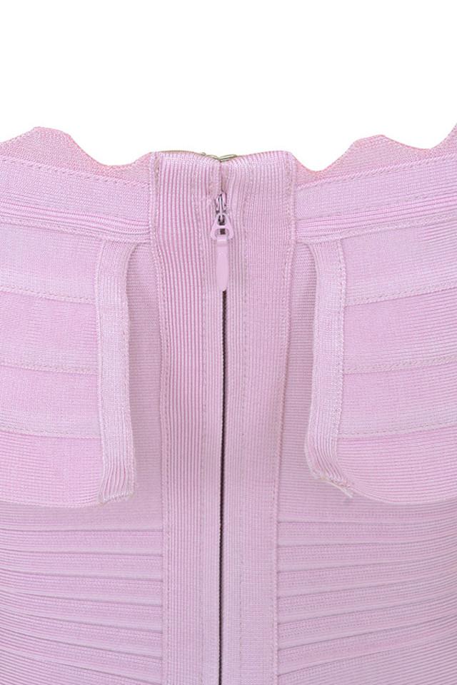 amadea lilac dress