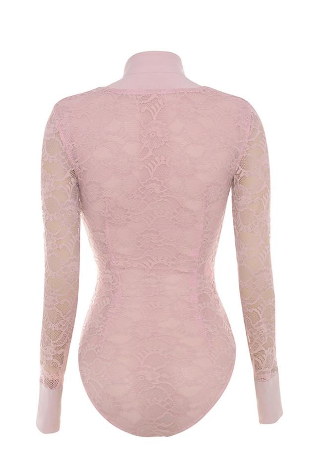 paraisa bodysuit in rose