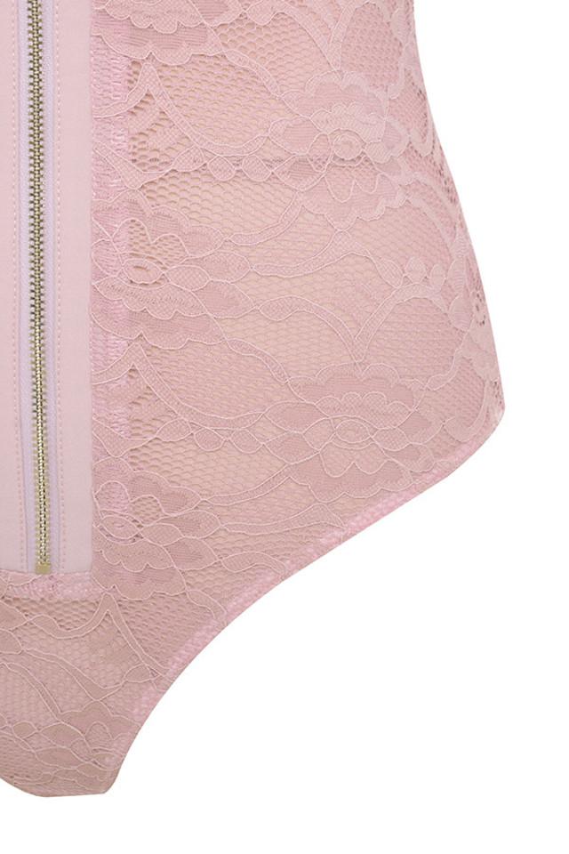 rose paraisa bodysuit
