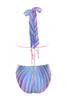 ravello bodysuit in lilac