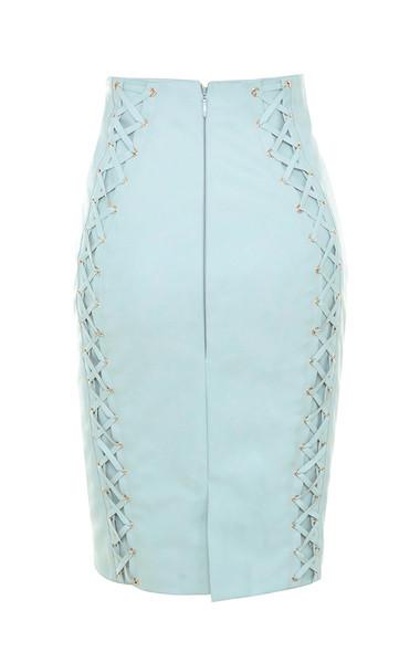 toriola skirt in blue