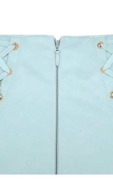 blue toriola skirt