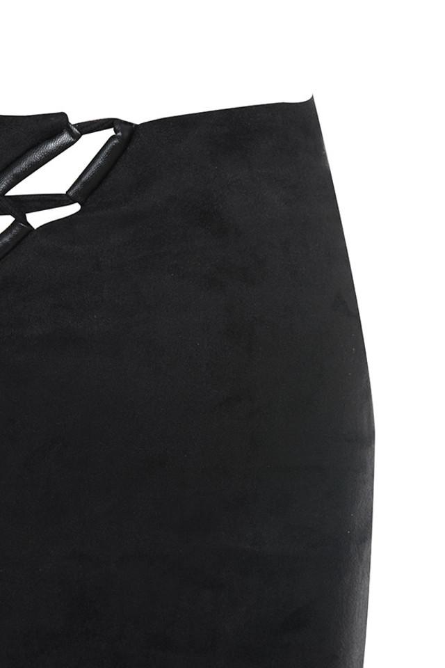 franco black dress